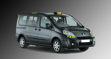 Taxi From Leamington Spa to Luton Airport